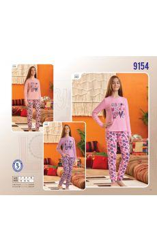 Пижама для девочки 9154-202