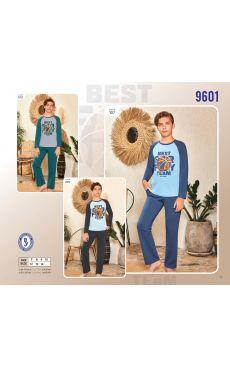 Пижама для мальчика 9601-107