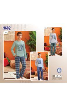 Пижама для мальчика 9602-105
