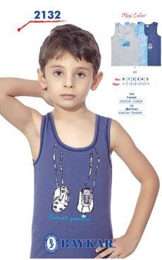 Майка для мальчика<br>2132-00