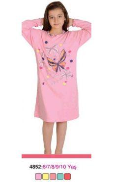 Ночная рубашка для девочки<br>4852