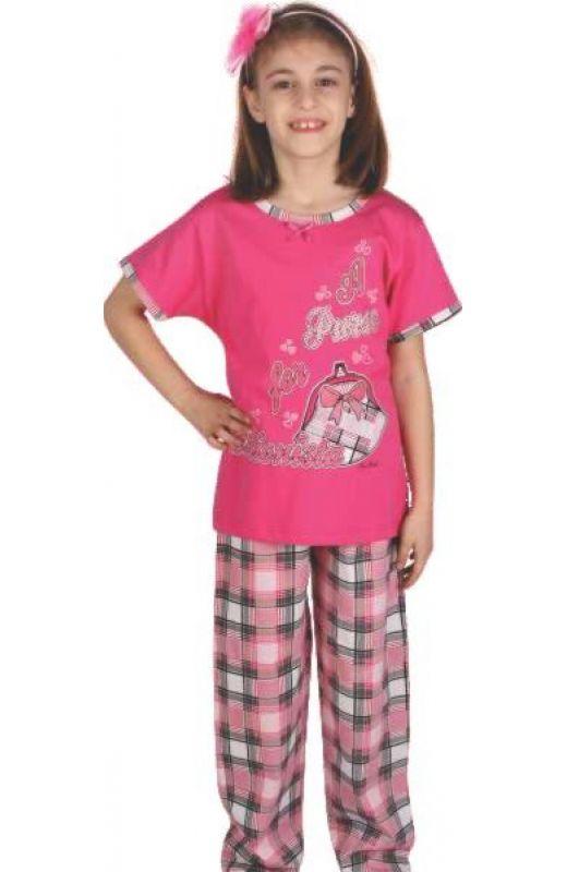 Пижама для девочки 679