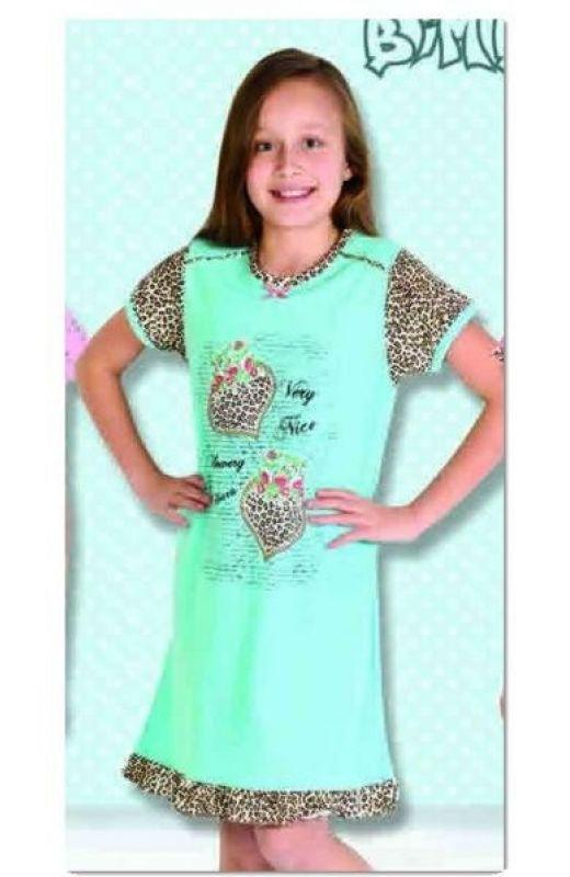 Ночная рубашка для девочки 553