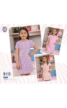 Ночная для девочки 9113-148