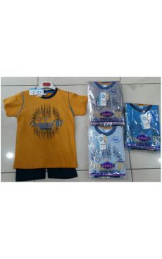Пижама для мальчика 1502-00