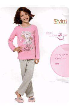 Пижама для девочки<br>5810