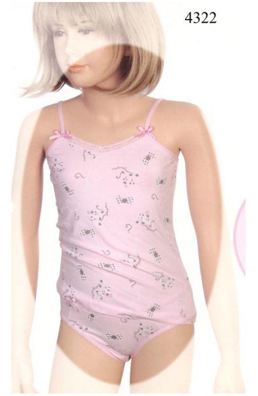 Комплект для девочки 4322-99