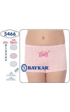 Трусы-шорты для девочки<br>5466-00