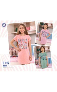 Ночная для девочки 9115-253