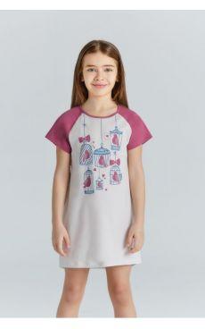 Ночная рубашка для девочки<br>9216