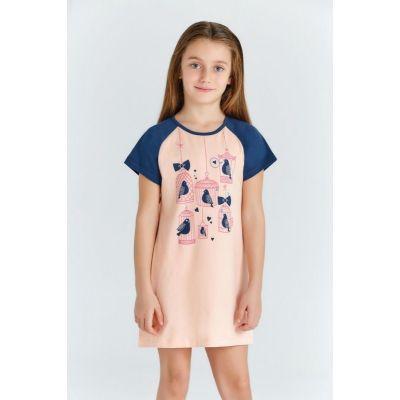 Ночная рубашка для девочки 9216