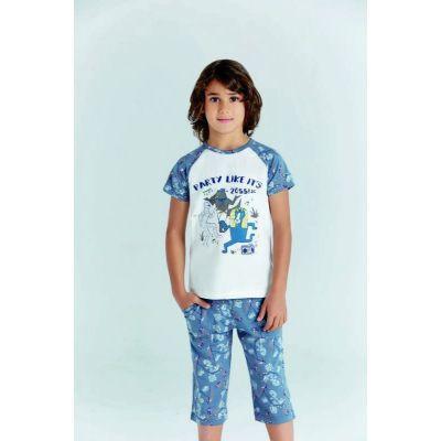 Пижама для мальчика 9687