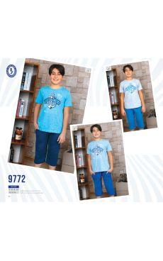 Пижама для мальчика 9772-105
