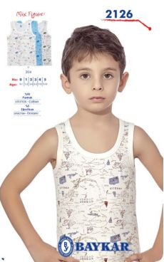 Майка для мальчика<br>2126-304