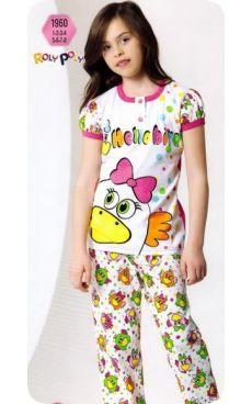 Пижама для девочки<br>1960