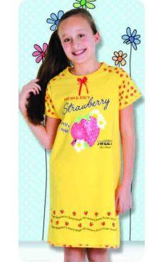 Ночная рубашка для девочки<br>559