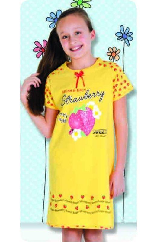 Ночная рубашка для девочки 559