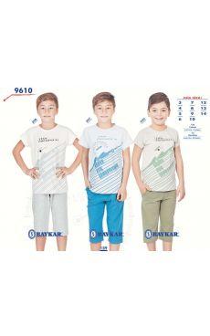 Пижама для мальчика<br>9610-00