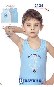 Майка для мальчика<br>2134-00