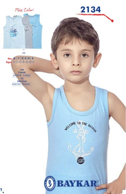 Майка для мальчика 2134-00