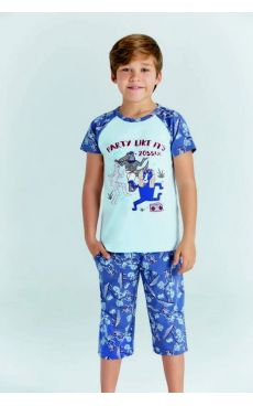 Пижама для мальчика <br>9687