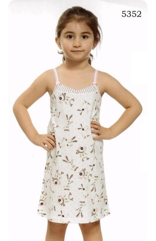 Ночная рубашка для девочки 5352