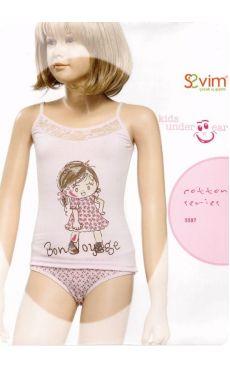 Комплект для девочки <br>5597