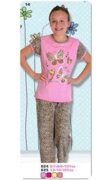 Пижама для девочки <br>624