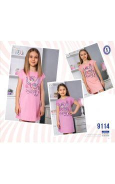 Ночная для девочки 9114-202