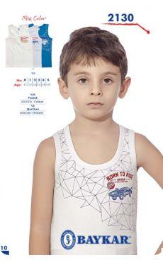 Майка для мальчика<br>2130-00
