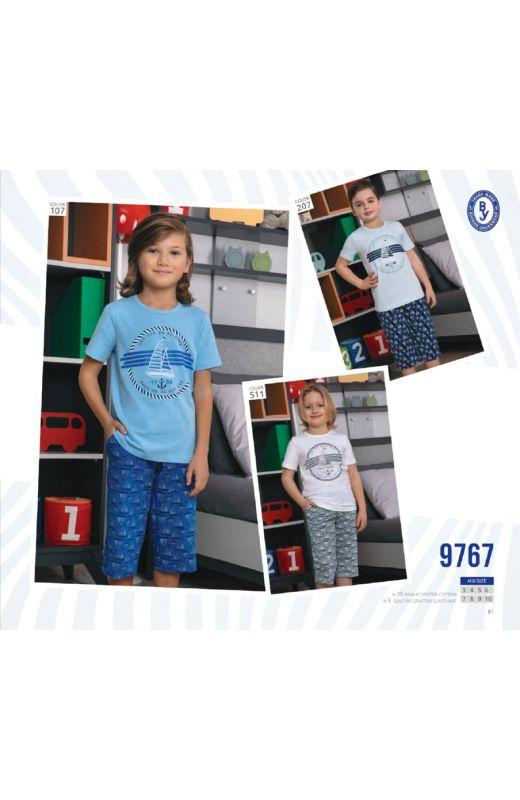Пижама для мальчика 9767-107