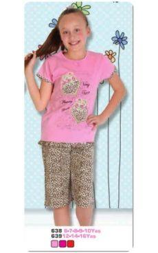 Пижама для девочки <br>638