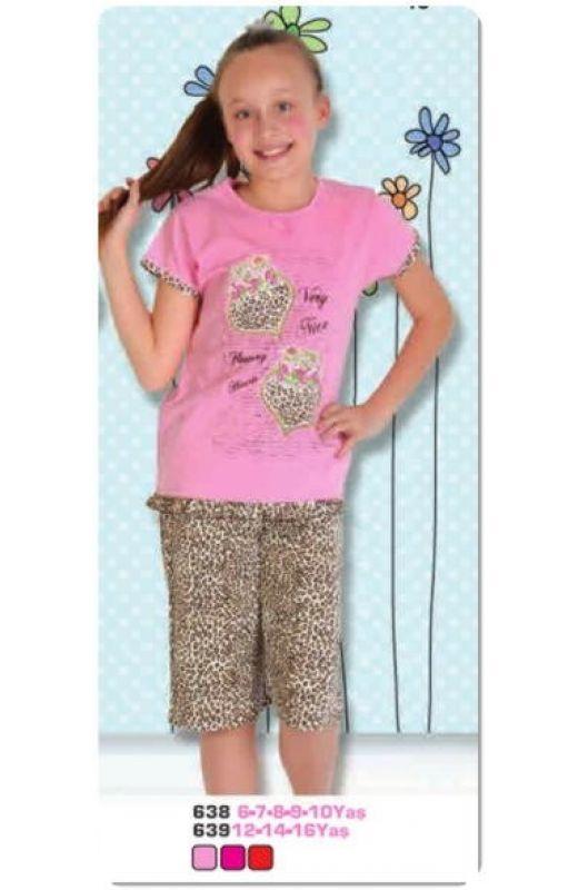 Пижама для девочки 638