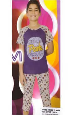 Пижама для мальчика 20086-99