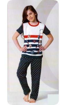 Пижама для девочки<br>1964