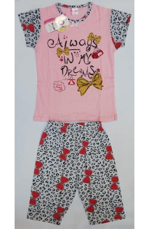 Пижама для девочки 630