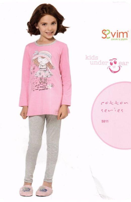 Пижама для девочки 5811