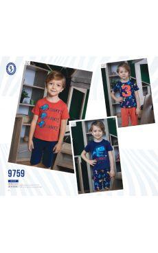 Пижама для мальчика 9759-104