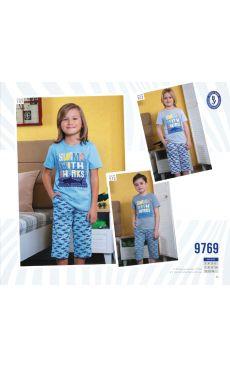 Пижама для мальчика 9769-107