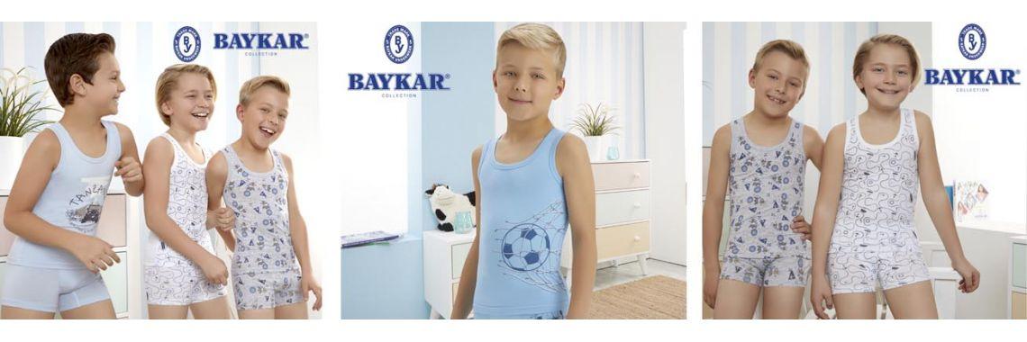 Детское белье BAYKAR